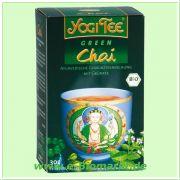 Green Chai - Grüntee (Yogi Tee)