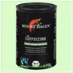 Organic Cappuccino (Mount Hagen)