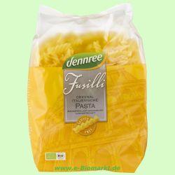 Mais-Reis - Bio-Fusilli, glutenfrei (dennree)