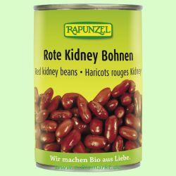 Rote Kidney Bohnen in der Dose (Rapunzel)