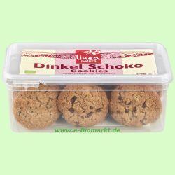 Dinkel Schoko Cookies (Linea Natura)