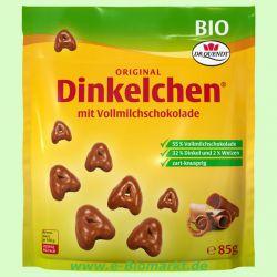 Dinkelchen Vollmilchschokolade (Dr. Quendt)