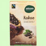 Kakao, stark entölt (Naturata)