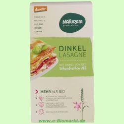 Dinkel-Lasagne, hell (Naturata)