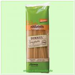 Dinkel-Spaghetti, hell (Naturata)