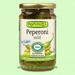 Peperoni mild in Lake, Projekt (Rapunzel)