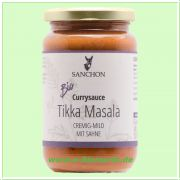 Tikka Masala - milde indische Fertigsauce (Sanchon)