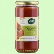 Geschälte Tomaten in Tomatensaft (Naturata)