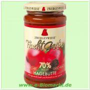 FruchtGarten Hagebutte, 70% Fruchtanteil - Bio Frucht-Aufstrich
