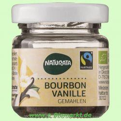 Bourbon Vanille, gemahlen (Naturata)