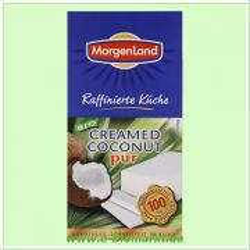 Creamed Coconut pur (Morgenland)