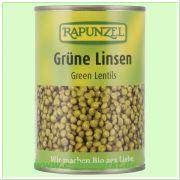 Grüne Linsen in der Dose (Rapunzel)