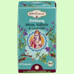 EINKLANG - Lavendel Süßholz Minze (Shoti Maa)