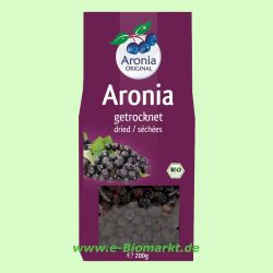 Aroniabeeren getrocknet (Aronia Original)