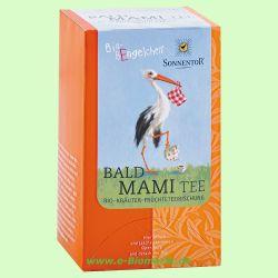 Bald Mami-Tee - Bio-Bengelchen (Sonnentor)