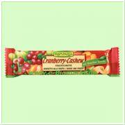 Fruchtschnitte Cranberry-Cashew (Rapunzel)