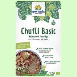 Chufli basic, Erdmandelfrühstück (Govinda)