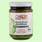 Hanf-Bio-Pesto Basilikum (Chiron)