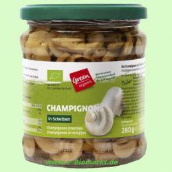 Champignons in Scheiben (Green)