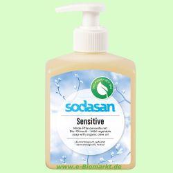 Bio-Pflanzenseife sensitiv flüssig (Sodasan)