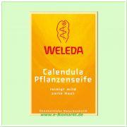 Calendula-Pflanzenseife (Weleda)