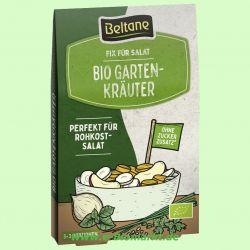 Salatfix Sommerkräuter mit Blüten (Beltane)