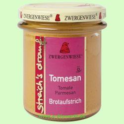 streich`s drauf Tomesan, Tomate / Parmesan (Zwergenwiese)