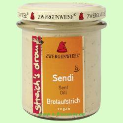 streich`s drauf Sendi, Senf / Dill  (Zwergenwiese)