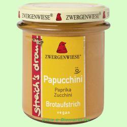 streich`s drauf Papucchini, Paprika / Zucchini (Zwergenwiese)