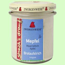streich`s drauf Mepfel, Meerrettich / Apfel (Zwergenwiese)