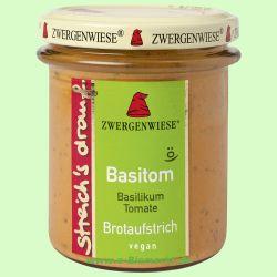streich`s drauf Basitom, Basilikum / Tomate (Zwergenwiese)