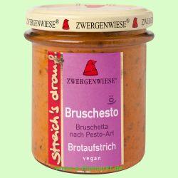 streich`s drauf Bruschesto, Bruschetta nach Pesto Art (Zwergen