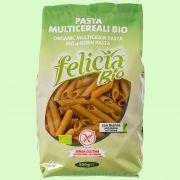 4-Korn Penne, glutenfrei (Felicia)
