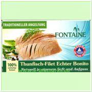 Thunfisch - Echter Bonito naturell (Fontaine)