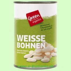 Weiße Bohnen in der Dose (Green)