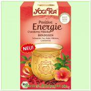 Positive Energie - Cranberry Hibiskus (Yogi Tee)