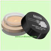 Natural Mousse Make-up Ivory 01 (Lavera)