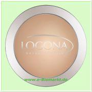 Face Powder no. 02, medium beige (Logona)
