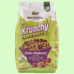 Krunchy Amaranth Himbeer-Aronia (Barnhouse)