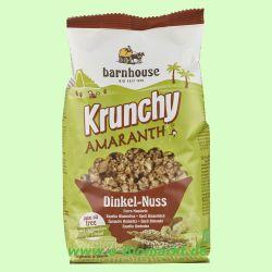 Krunchy Amaranth Dinkel-Nuss (Barnhouse)