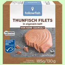 Thunfisch-Filets Natur (followfish)