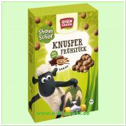 Shaun das Schaf - Knusper-Frühstück Kakao (Rosengarten)