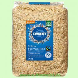 Echter Basmati-Reis natur (Davert)