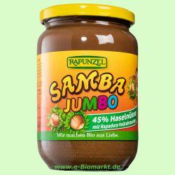 Samba Jumbo Haselnuss (Rapunzel)