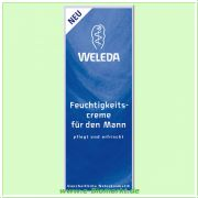Feuchtigkeitscreme für den Mann (Weleda)