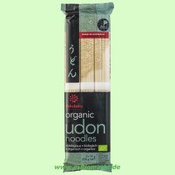 Udon-Nudeln, aus Weizenmehl (Hakubaku)