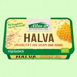 Halva - Spezialität aus Sesam und Honig (Allos)