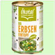 Erbseneintopf vegetarisch (Ökotal)