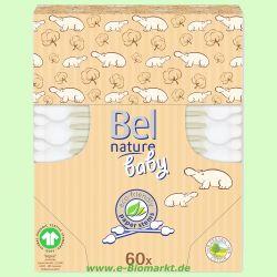 Babywattestäbchen (Bel Nature)