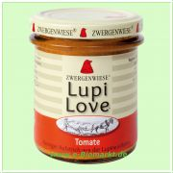 Lupi Love Tomate - Lupinen Brotaufstrich (Zwergenwiese)